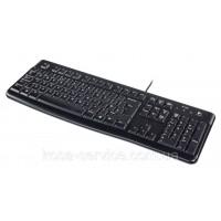 Клавиатура Logitech Keyboard K120 USB