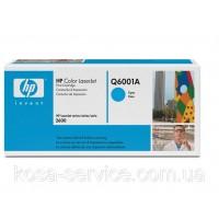 Заправка картриджа Q6001A(Cayn)