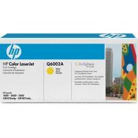 Заправка картриджа Q6002A(Yellow)
