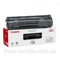 Заправка картриджа Canon 728