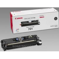 Заправка картриджа: 701Black черный Для принтера:Canon LBP 5200
