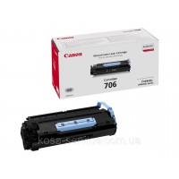 Заправка картриджа: Cartridge С-706 Для принтера:Canon МF65ХХ