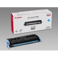 Заправка картриджа: Cartridge С-707Сyan Для принтера:Canon LBP 5000