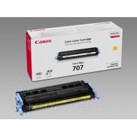 Заправка картриджа: Cartridge С-707Yellow Для принтера:Canon LBP 5000