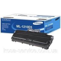 Заправка картриджа Samsung ML-1250