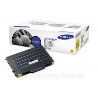 Заправка картриджа Samsung CLP-510D2Y