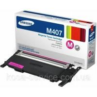 Заправка картриджа Samsung CLT-M407S