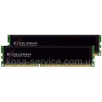 Модуль памяти DDR3 8GB (2x4GB) 1333 MHz eXceleram