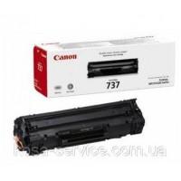 Заправка картриджа Canon Cartridge 737